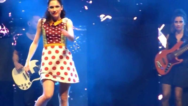 Violetta En Vivo São Paulo: Alcancemos Las Estrellas (27/10/2013)
