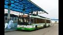 Поездка на автобусе ЛиАЗ 6213 21 № 011164 Маршрут № 707 Москва