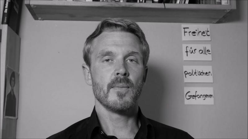Der Volkslehrer fordert: Freiheit für Gerd Ittner!