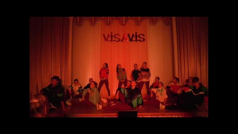 Видео 15 Отчетный концерт танцевальной студии VIS A VIS