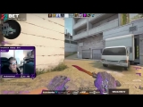 [Gouldy ☆ CS:GO Channel ☆] WHEN PRO PLAYERS PLAY MATCHMAKING! CRAZIEST RAGE EVER! SHROUD ON NEW MP5! - CS:GO TWITCH CLIPS #288