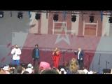 Группа ПМ и Юля Началова в Абакане