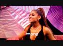 Рекламный видеоролик «Ariana Grande at the BBC»