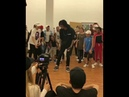 Les Twins | Larry killing freestyle at Montreal workshop part 7
