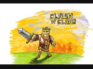 Clash of clans - Обновление октябрь / 2018