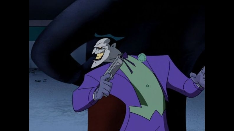 Бэтмен 1 22 Услуга Джокеру Joker's Favor Batman The Animated Series