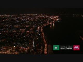 Nhl 2018-2019 / rs / 30.10.2018 / dallas stars vs montréal canadiens
