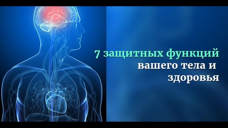 7 защитных функций организма