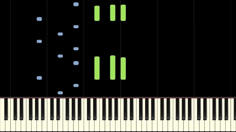 BE PREPARED from THE LION KING - Piano Tutorial