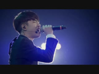 Do Kyungsoo - Tell Me What Is Love [Solo Live] @ EXO The Lost Planet in Japan
