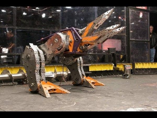 Lomba Adu Robot Sampai Hancur - BattleBots
