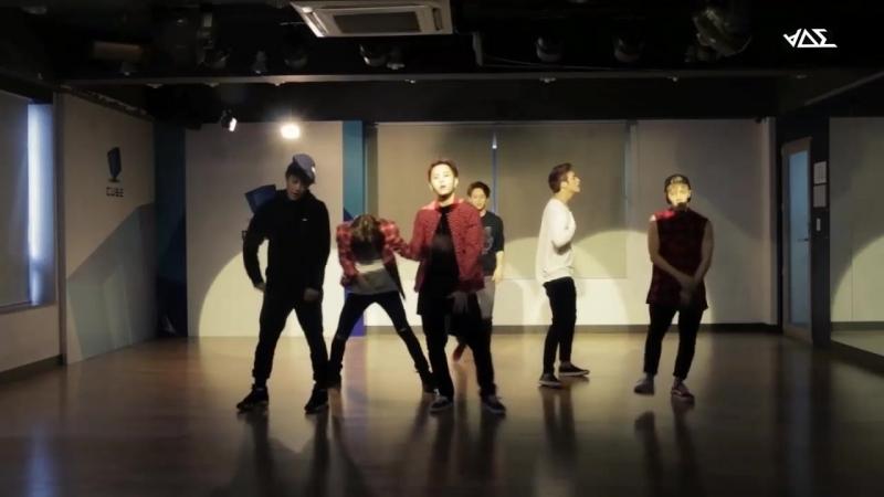 InkedBEAST - 12시 30분(12_30) (Choreography Practice Video)