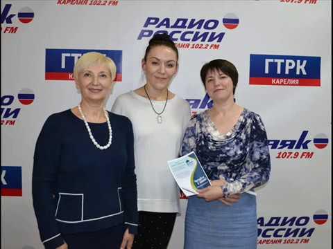 Радиоэфир о проектах МУ ЦБС Петрозаводска для мигрантов