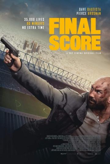 Окончательный счет  (Final Score) 2018 смотреть онлайн