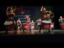 AANJA на открытии XXVI международного фестиваля уличных театров