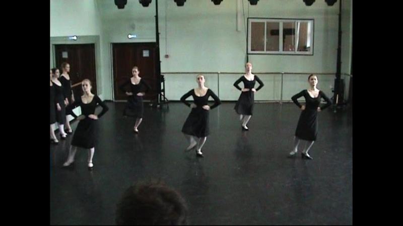 МГКИ Отделение Современный танец 2курс Экзамен по Народному танцу Середина июнь2018 Преподаватель Прусаков О В