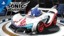 Team Sonic Racing - Customization Spotlight | PS4