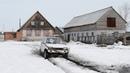 КАМАЗ Ока на квадрорезине по снегу. Вездеход!4х4, вездеход, ралли, внедорожник, джип-триал