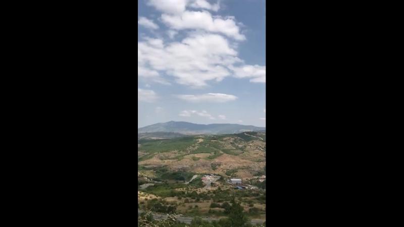 Дорога Степанакерт - Шуши