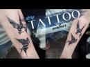 Tattoo story Swallows