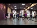 Sean Sahand Bumpah ZUMBA Dance DanceFit tver
