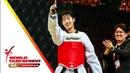 Taoyuan 2018 World Taekwondo GP Final female 67kg Bianca WALKDEN GBR vs Da Bin LEE KOR