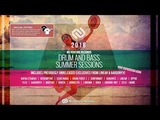 Drum &amp Bass Summer Sessions 2018 (Release Mix) 43 Tracks