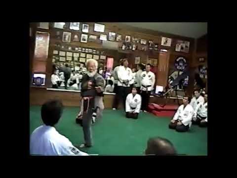 Grand Master Kise Pinan Yondan