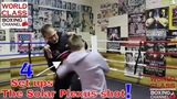 Body Shot Punching Combinations And Strategies Vital Target Set Ups The Solar Plexus