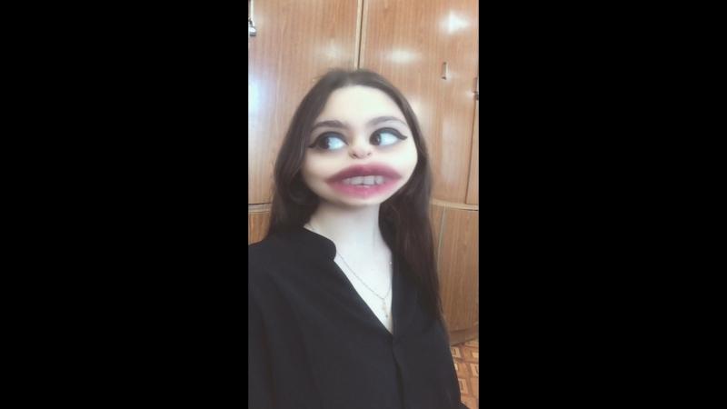 тупенькая девочка