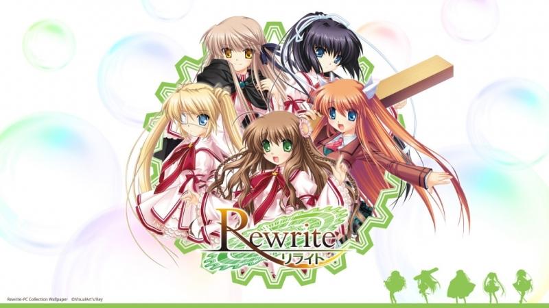Rewrite - Opening Caver