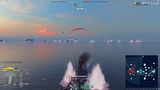 World of Warships IOWA в рандоме