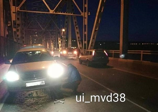 ДТП на мосту 03.10.2018