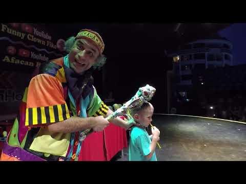 Funny Clown Prank in Kirman Belazur With Kids