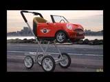 Креативная реклама MINI Cooper