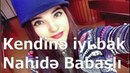 Nahidə Babaşlı - Kendinə iyi bak🎸🎸( Ahmet Kaya - Kendine iyi bak cover)