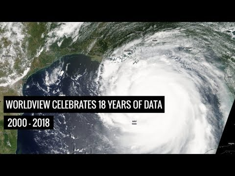 NASAs Worldview - Two Decades of Earth Data at Your Fingertips