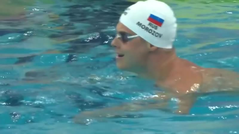 Swimming World Cup Beijing 2018 - 50m Freestyle Men Final