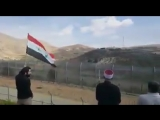 Commemoration of the October war in Majdal Shams in the occupied Syrian Golan.