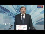 12 марта Доверенное лицо Владимира Путина Евгений Рубцов принял участие в политических дебатах на телеканале