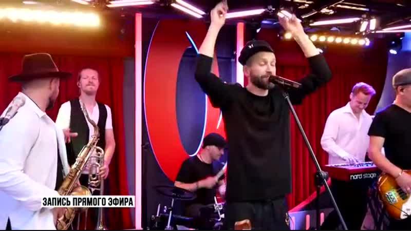 Золотой микрофон на «Русском Радио»