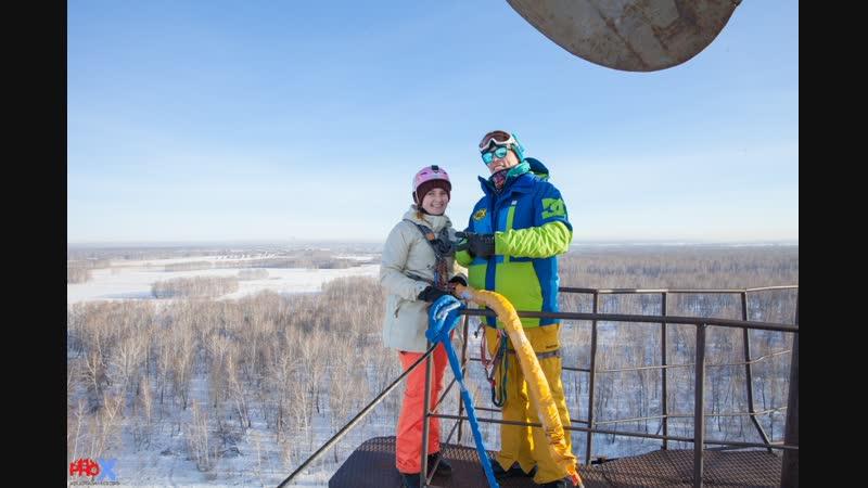 Ekaterina Os. AT53 ProX Rope Jumping Chelyabinsk 2018 1 jump