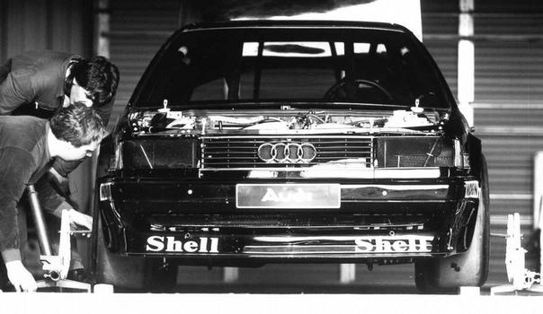 Audi 5000 Talladega Какая из моделей Audi была самой быстрой в 80-е годы Вы, наверное, скажите, что это раллийная Audi S1 или Ur-Quattro, и окажетесь не совсем правы. Да, вышеперечисленные
