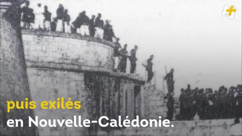Saviez-vous que des Algériens ont été déportés en Nouvelle-Calédonie il y a 150 ans pendant la colonisation Aujourdhui, leurs d