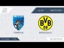 AFL18. United World. Premier. Day 26. Temryuk - Borussia D