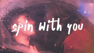Emma Sameth, Jeremy Zucker & WOLFE - Spin With You (Lyric Video)