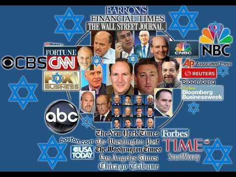 Brother Nathanael ✡🇮🇱The Jews Who Own The Media🇮🇱✡