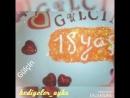 Поздравление 🎉 С днём рождения Gülçin ✨