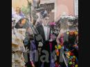 Парад на День мертвых в Мексике посвятили памяти мигрантов