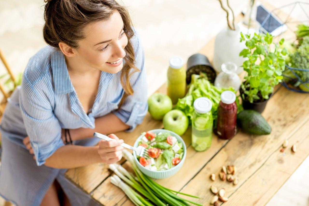 Ожидаемая продолжительность жизни вегетарианцев